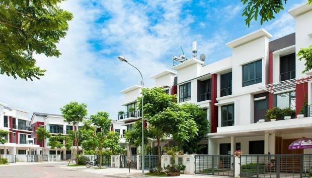 Khám phá biệt thự liền kề Gamuda Gardens Hoàng Mai theo phong cách hiện đại