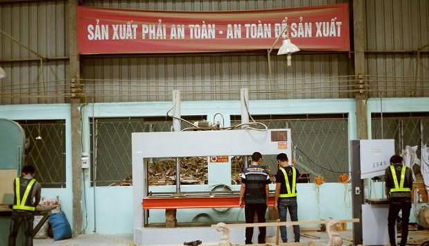 Năng lực sản xuất đồ gỗ của RoyalHome Việt Nam