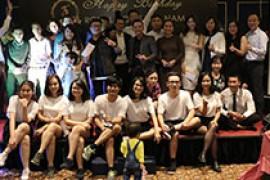RoyalHome Việt Nam tổ chức sinh nhật 3 tuổi