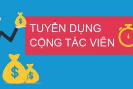 Tuyển dụng CTV Content Marketing