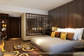 Phối màu không gian nội thất phù hợp với cá tính
