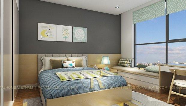 5 mẫu thiết kế không gian phòng ngủ lôi cuốn, hiện đại