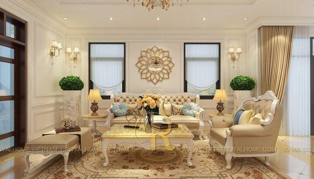 RoyalHome cùng bộ sưu tập thiết kế nội thất tân cổ điển tinh tế, sang trọng lên ngôi năm 2019