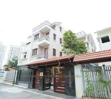 Thi công Biệt thự BT27 - TT4 - TP. Giao Lưu - Anh Tuấn