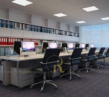 Thiết kế Văn phòng Hiệp hội các đô thị Việt Nam