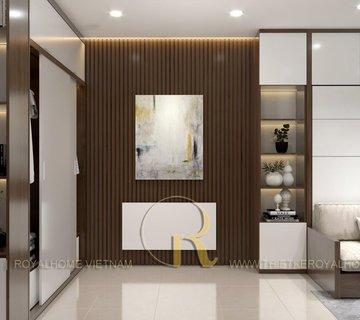 Căn Studio 28m2 với phong cách thiết kế hiện đại